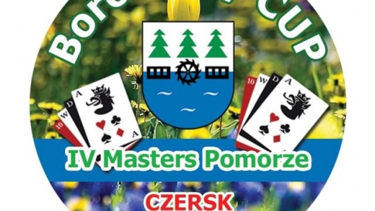Czersk : Zapraszamy na turniej Borowiacy CUP – IV Masters Pomorze.
