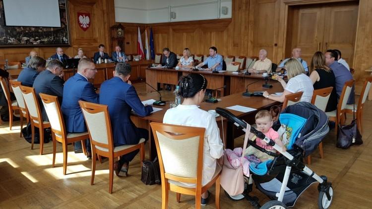 XLVI Nadzwyczajna sesja Rady Miasta Malborka