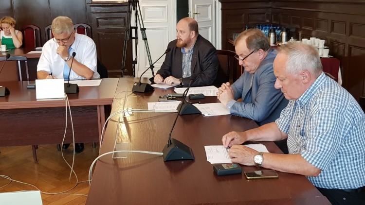 Co dalej z okręgami wyborczymi? XXXIII Sesja Rady Powiatu Malborskiego