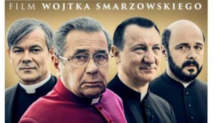 """Sztum: """"Kler"""" - seanse filmu w Kinie Powiśle przełożone na listopad"""