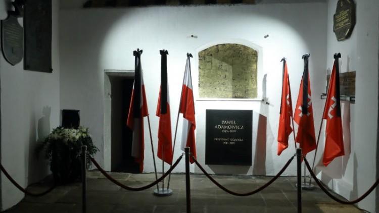 Dziś uroczystości pogrzebowe śp. Pawła Adamowicza. Msza święta pogrzebowa…