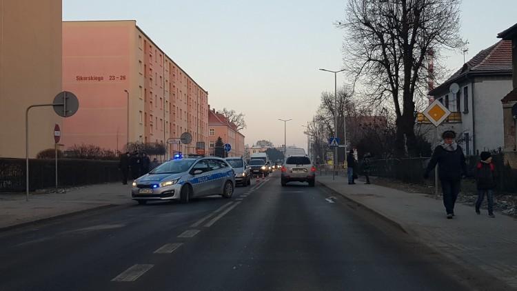 Malbork: Potrącenie pieszego na ul. Sikorskiego. 90-latek w szpitalu…