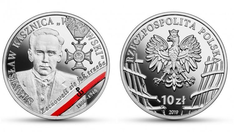 Wielka gratka dla kolekcjonerów. Kolejna moneta okolicznościowa w obiegu.…