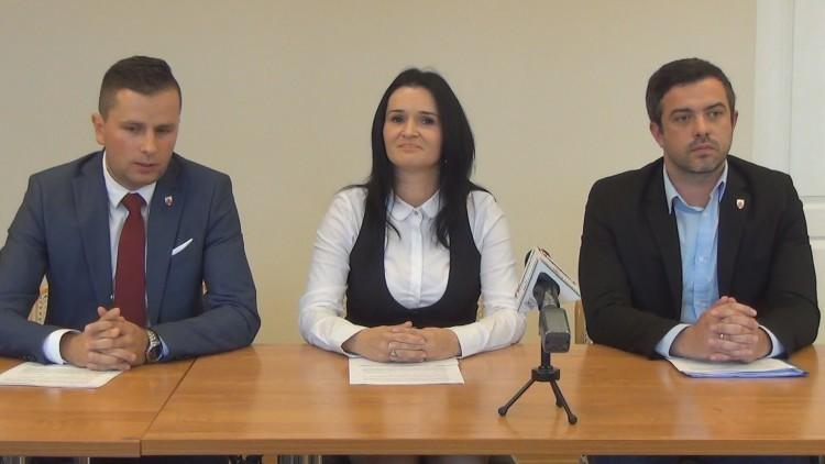 """Chcą być zdrową opozycją w malborskiej radzie. """"Razem dla Malborka""""…"""