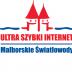 Internet Światłowód w Malborku. Ultra szybki internet. Dlaczego warto wybrać Malborskie Światłowody ?