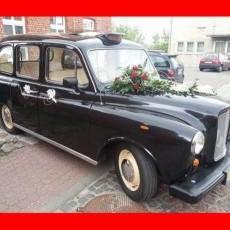 London Taxi Austin londynska taxi zabytkowa + druga taxi gratis