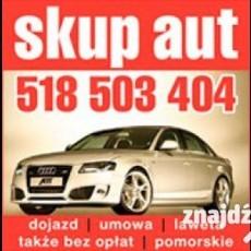 autoskup 518503404 skup anglikow kasacja skup aut za gotowke