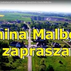 Oferujemy Państwu około 60 działek budowlanych w bezpośrednim sąsiedztwie miasta Malborka