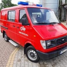 OSP Nowa Kościelnica: Na sprzedaż lekki samochód ratowniczo-gaśniczy